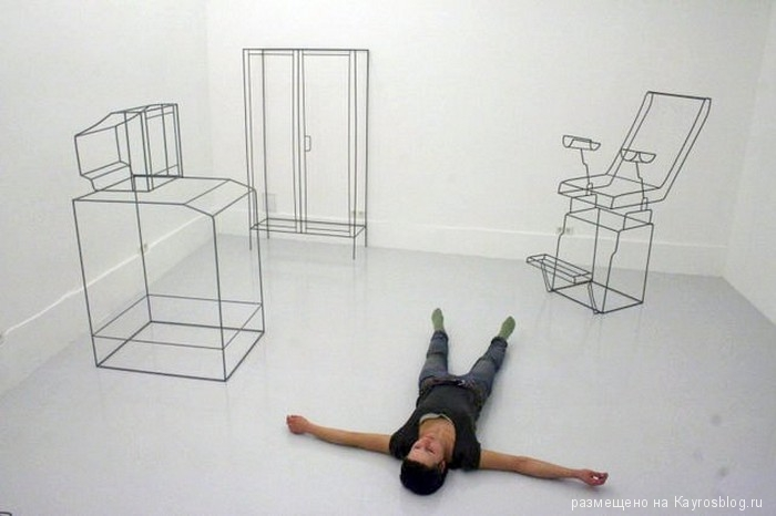 Аня Желудь   оригинальный современный художник и скульптор