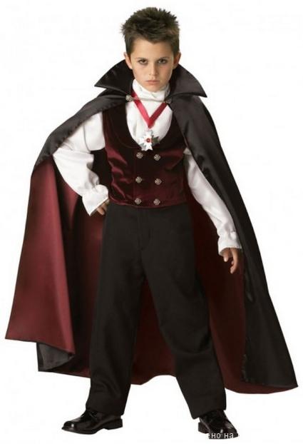 Детский костюм для Хеллоуина   лучшие варианты