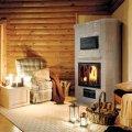интерьера деревянного дома и особенности декорирования 1