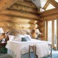 интерьера деревянного дома и особенности декорирования 14