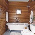интерьера деревянного дома и особенности декорирования 15