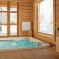 интерьера деревянного дома и особенности декорирования 2