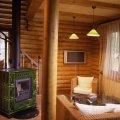 интерьера деревянного дома и особенности декорирования 5