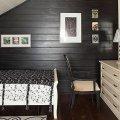 интерьера деревянного дома и особенности декорирования 9