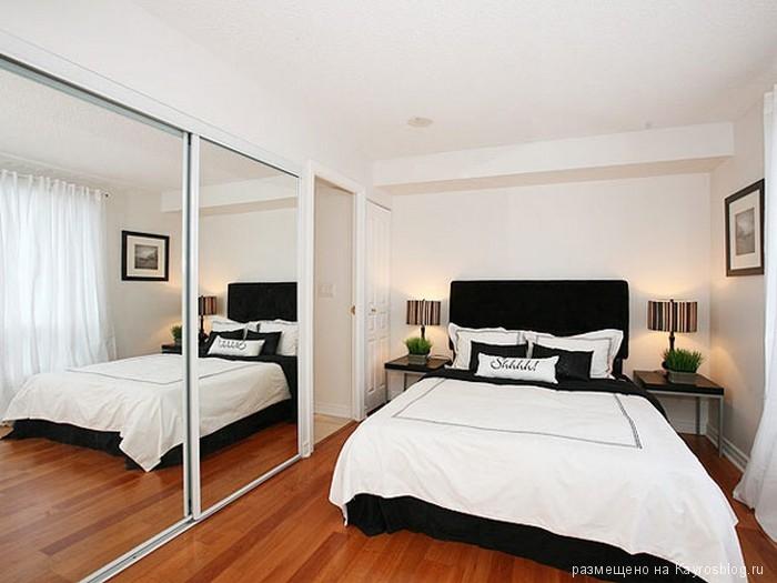 Дизайн маленькой спальни   40 удачных идей оформления