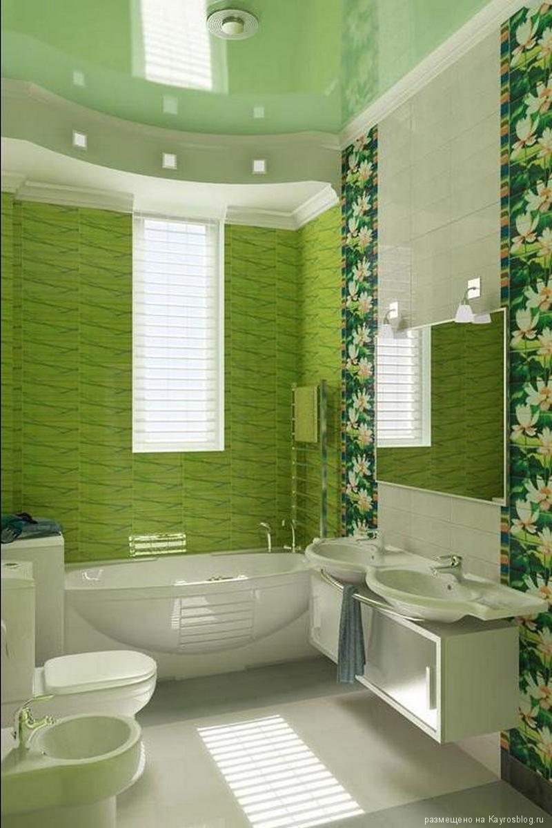 Дизайн панелей пвх в туалете