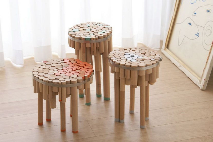 Читаем блог. Коллекции футболок. Дизайнерская мебель. Дизайнерские стуль