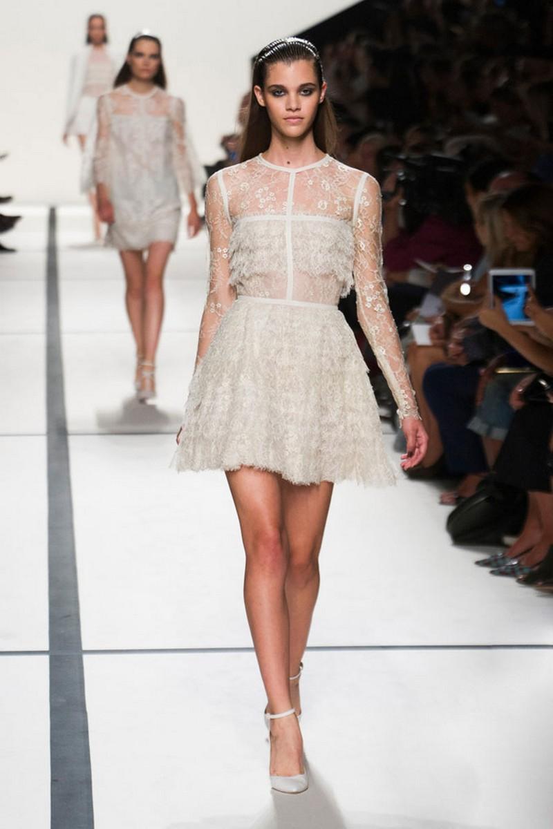 платье-туника для полных 2014