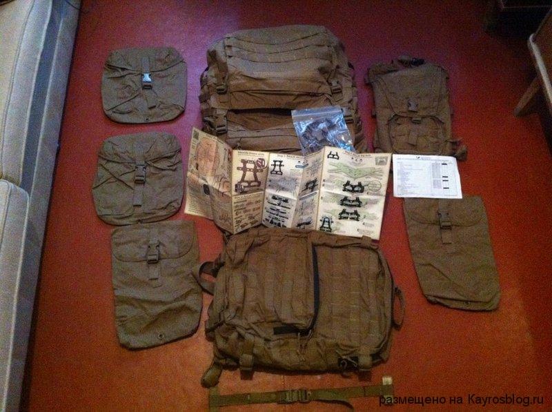 Военный Рюкзак Своими Руками