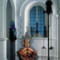 Индастриал дизайн мебели от Roberto Fallani