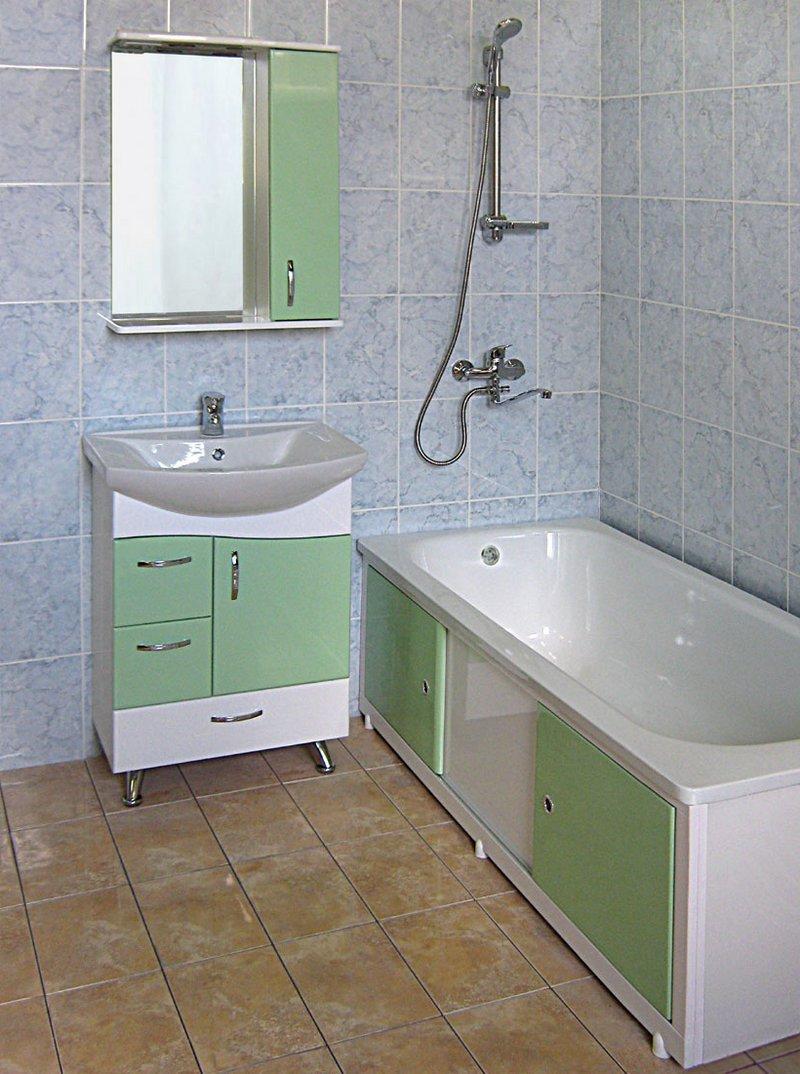 Экран для ванной комнаты
