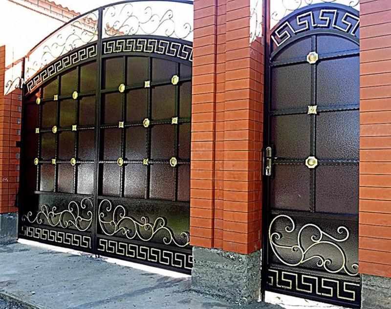 Дезайн ворот комплектующие для сдвижных ворот купить в пскове