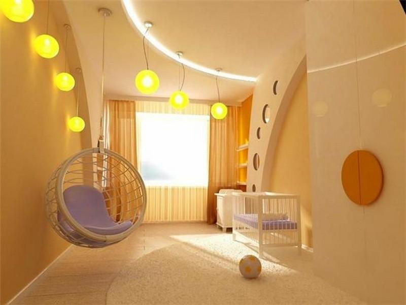 Дизайн комнат из гипсокартона фото