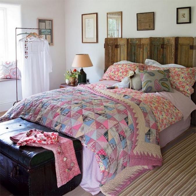 Спальня в русском стиле своими руками