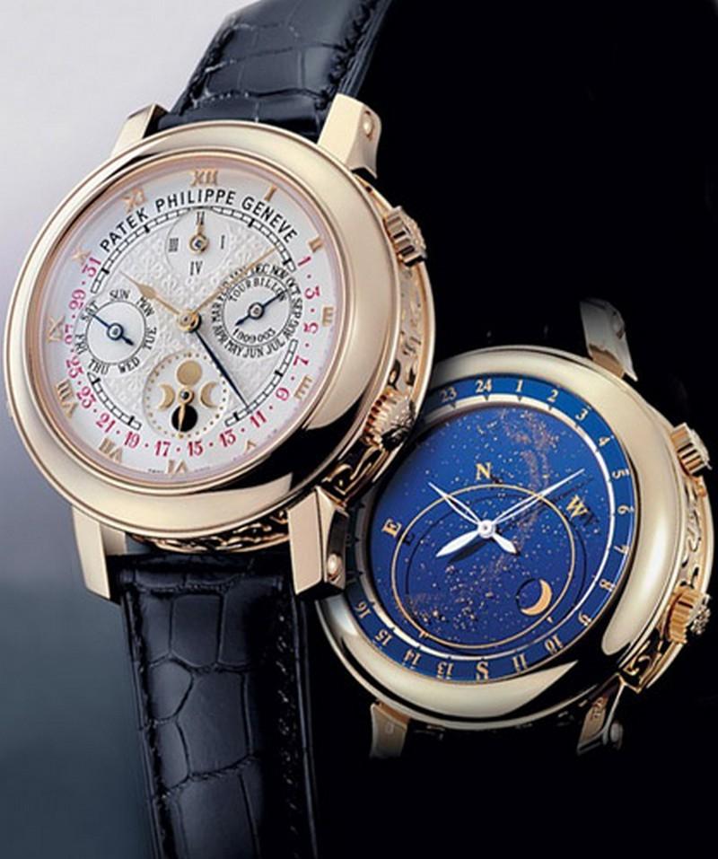 24 авг 2013 самые дорогие мужские наручные часы: Patek Philippe. фото часов состоялась в мае 2011 года на аукционе