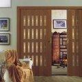 двери гармошка в интерьере вашего дома 14