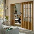 двери гармошка в интерьере вашего дома 18