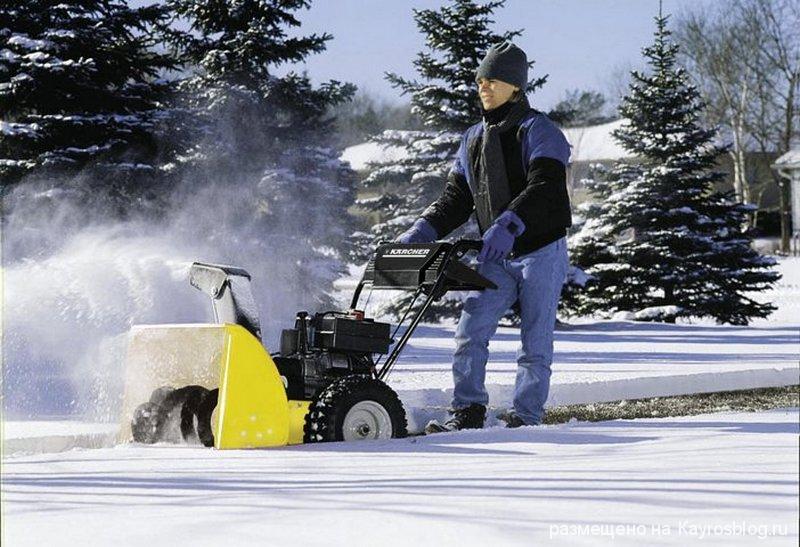Интернет Магазин Снегоуборочной Техники