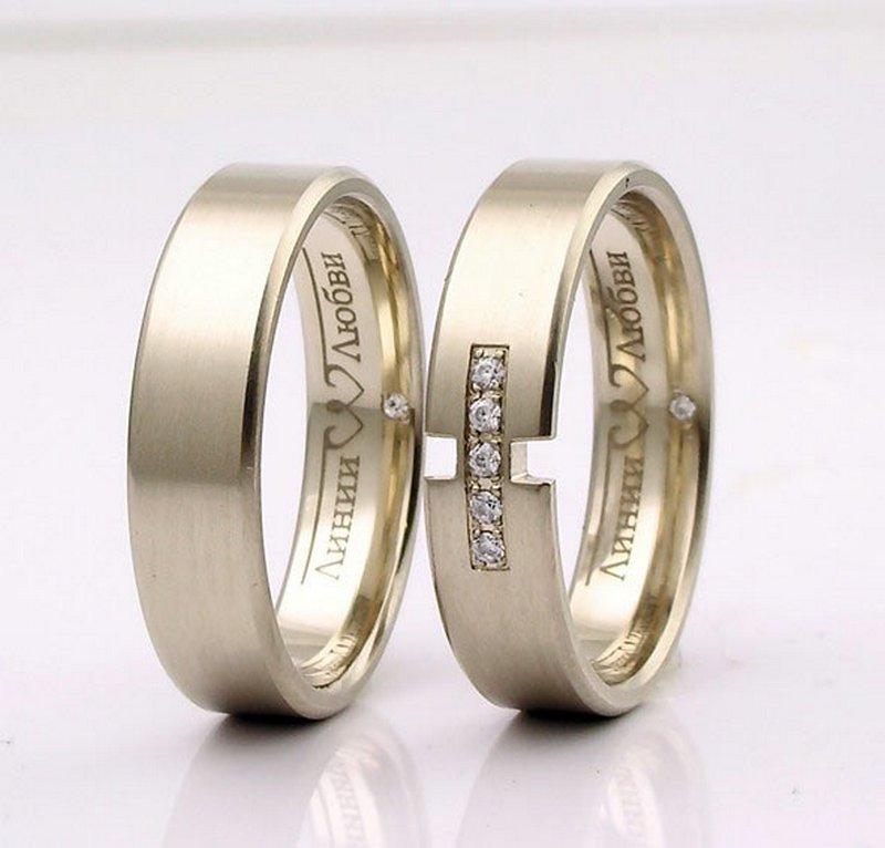 Кольца для свадьбы минск