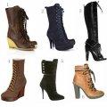 полусапожки - обувь для создания индивидуального образа 17