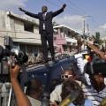 APTOPIX Haiti Elections Jean
