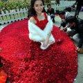 красивая свадьба в мире или миллион алых роз 10