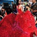 красивая свадьба в мире или миллион алых роз 11
