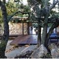 Стеклянный дом от студии GASS Architects