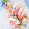 букет от мужчины в день свадьбы, неожиданный сюрприз любимой 16