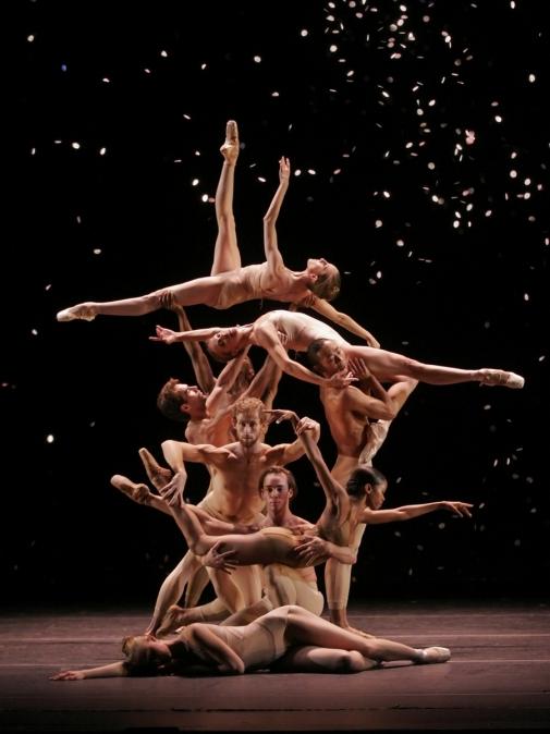 Contemporary dance vimeo