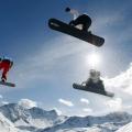 Switzerland Snowboard World Cup