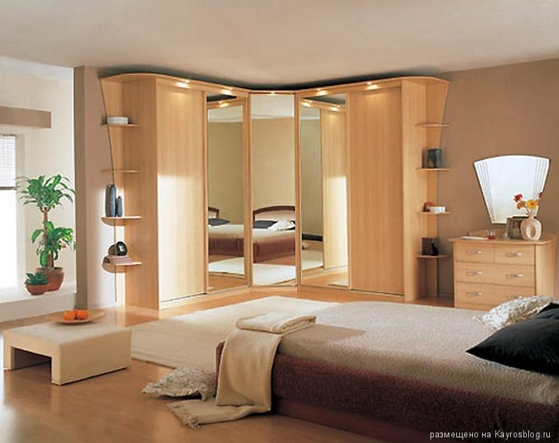 Встроенный шкаф купе в спальню фото своими руками