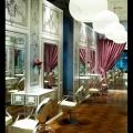 Дизайн маленького салона красоты Brad Ngata