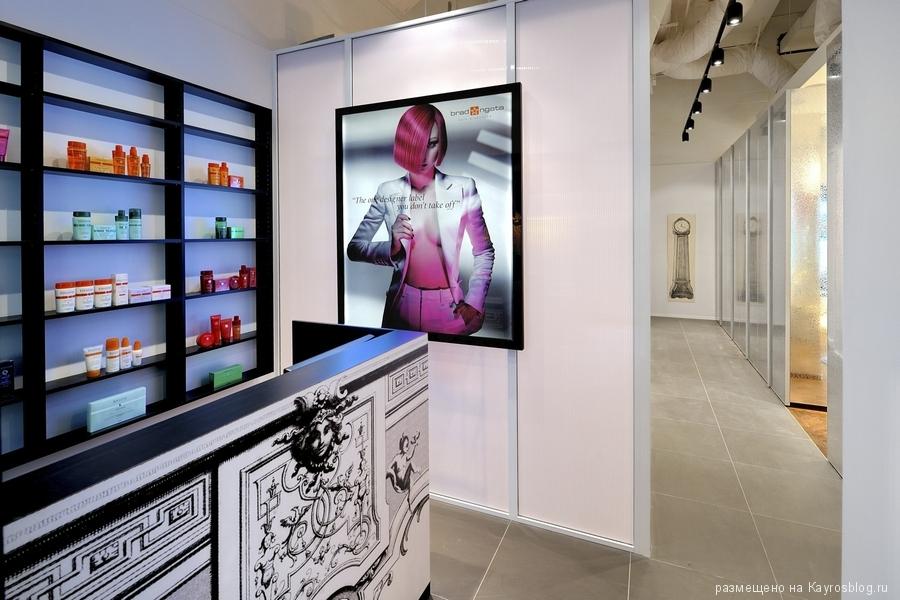 Салон арт дизайн юго западная
