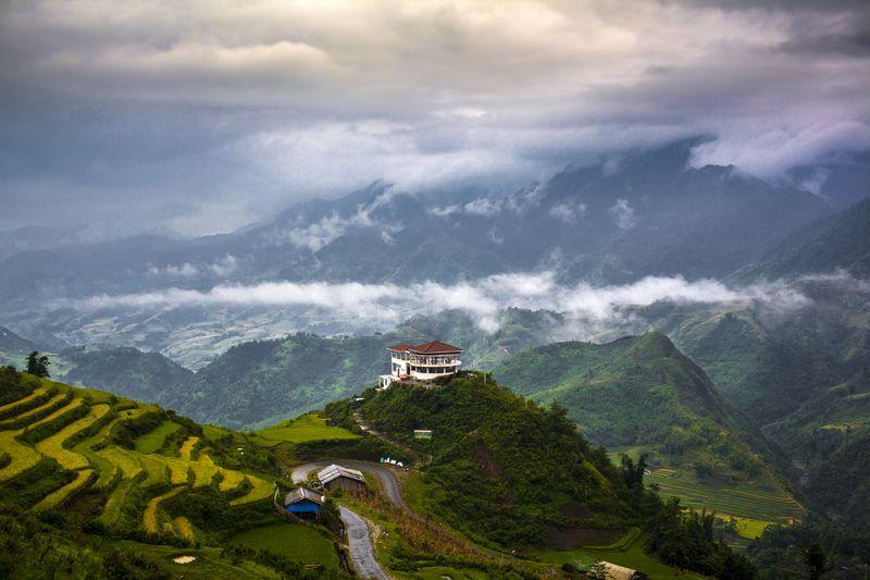 Вьетнам   фото путешествие по стране