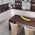 кухонные столешницы - простые рекомендации 1