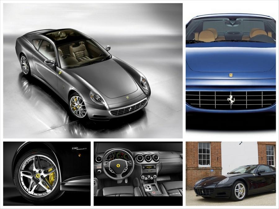 Фото машины Ferrari 612 Scaglietti