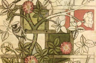 Текстильный дизайн Уильяма Морриса (William Morris)