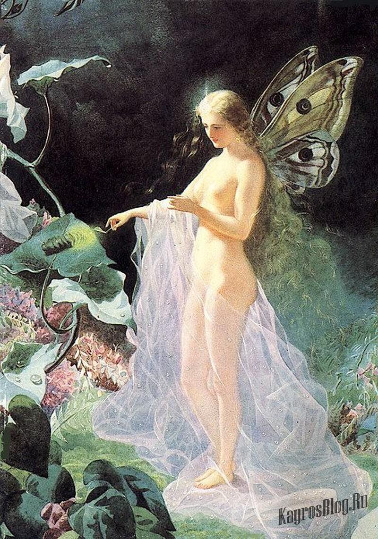 Викторианские волшебные картины. Живопись, посвященная феям 6