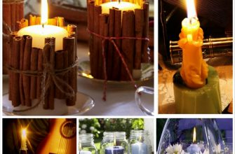 Фотографируем свет свечи