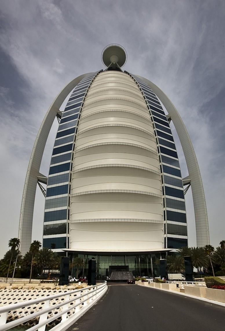 Самая роскошная гостиница в мире
