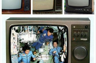 Советские телевизоры - винтажный дизайн для вашего интерьера