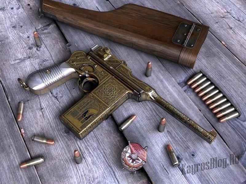 Красивое оружие 11