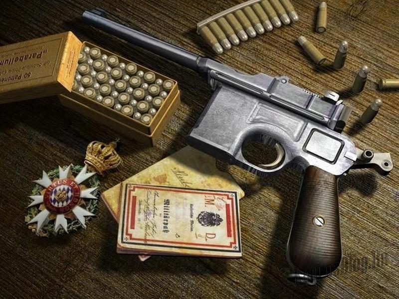 Красивое оружие 4