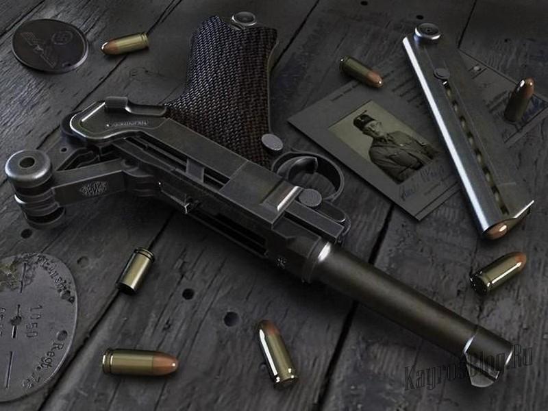 Красивое оружие 5