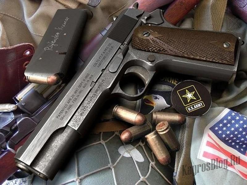 Красивое оружие 7
