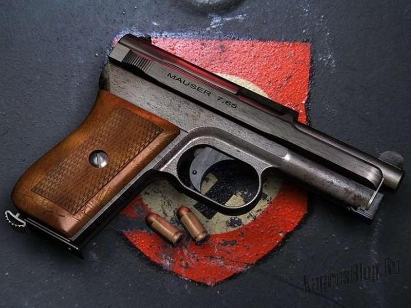 Красивое оружие 8