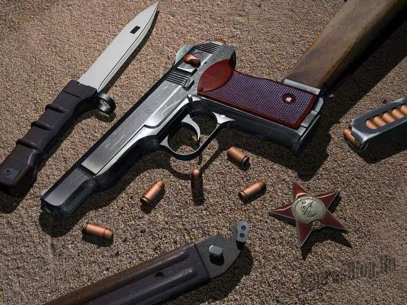 Красивое оружие 9