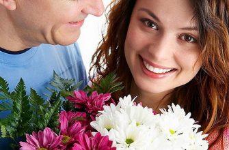 Язык цветов - учимся делать подарки