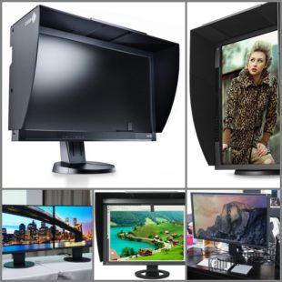 """EIZO: новый 24"""" монитор для профессионалов"""